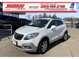 2014 Buick Encore AWD Premium *Heated Leather* *Remote Start* *Bose* SUV