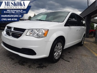 2017 Dodge Grand Caravan SXT VERY LOW KM! Van