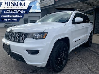 2021 Jeep Grand Cherokee Altitude - Leather Seats SUV
