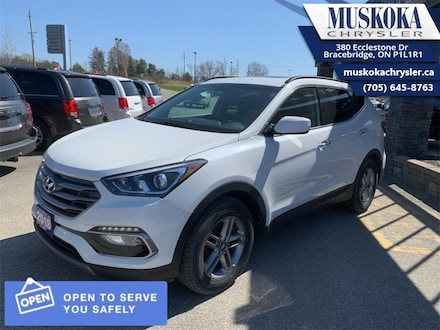 2018 Hyundai Santa Fe Sport Premium FWD SUV for sale in Bracebridge, ON