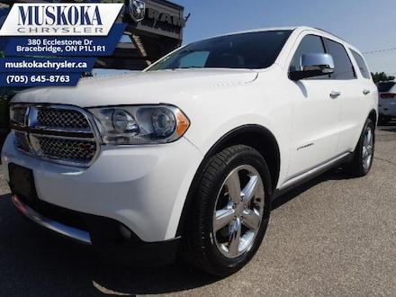2013 Dodge Durango Citadel - Trade-in - Local SUV