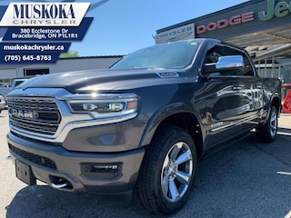 2020 Ram 1500 Limited - Leather Seats -  Cooled Seats Truck Crew Cab