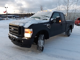 2008 Ford F-250 XLT Extended Cab