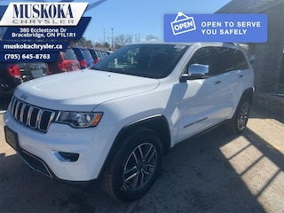 2021 Jeep Grand Cherokee Limited - Leather Seats 4x4 for sale in Bracebridge, ON