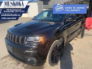 2021 Jeep Grand Cherokee Limited 4x4 for sale in Bracebridge, ON