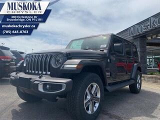 2020 Jeep Wrangler Sahara - Leather Seats - $319 B/W SUV