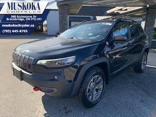 2020 Jeep Cherokee Trailhawk - Navigation -  Uconnect SUV