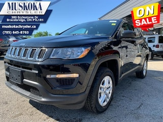 2020 Jeep Compass Sport - Sport Package - Heated Seats SUV