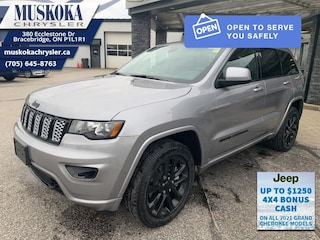 2021 Jeep Grand Cherokee Altitude - Leather Seats 4x4