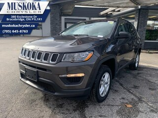 2021 Jeep Compass Sport 4x4 - Sport Package SUV