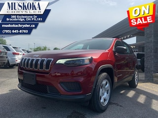 2020 Jeep Cherokee Sport - Uconnect - Heated Seats SUV