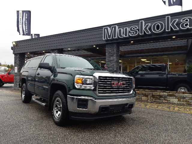 2015 GMC Sierra 1500 Base Truck Regular Cab