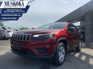 2020 Jeep Cherokee Sport - Uconnect - Heated Seats - $208 B/W SUV