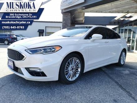 2017 Ford Fusion Sport - Certified Sedan