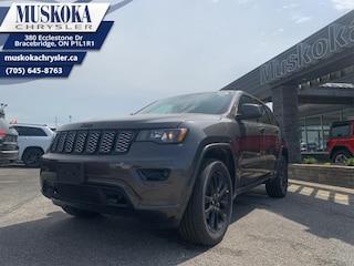 2020 Jeep Grand Cherokee Altitude - Leather Seats SUV