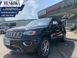 2020 Jeep Grand Cherokee Overland - Leather Seats SUV