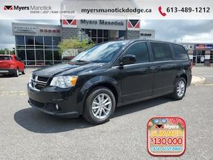 2020 Dodge Grand Caravan Premium Plus - $229 B/W Van