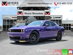 2019 Dodge Challenger R/T -  Android Auto -  Apple Carplay - $281 B/W Coupe