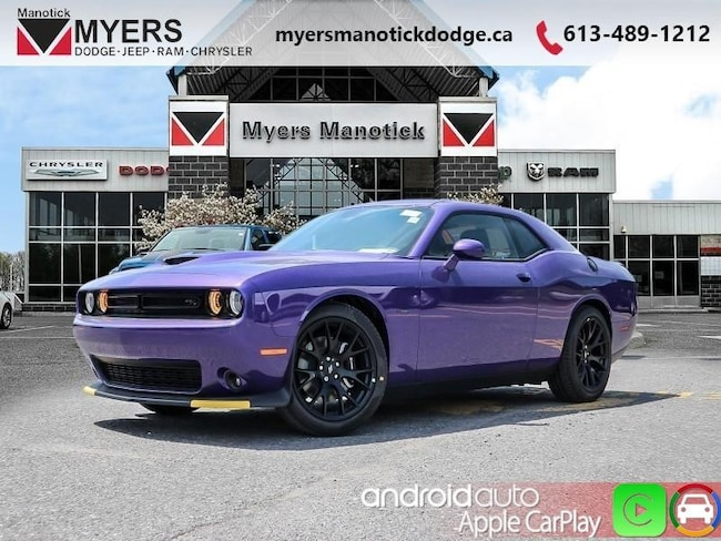 2019 Dodge Challenger R/T -  Android Auto -  Apple Carplay - $282 B/W Coupe