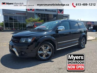 2017 Dodge Journey Crossroad  - Leather Seats 7 Passanger AWD - $153 SUV