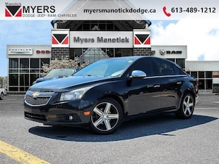 2013 Chevrolet Cruze LTZ Turbo - Leather Seats - $128 B/W Sedan