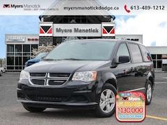 2019 Dodge Grand Caravan Canada Value Package - $173 B/W Van