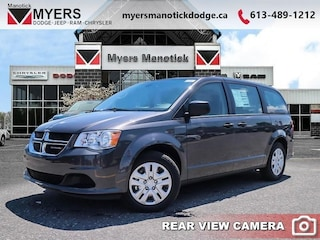 2019 Dodge Grand Caravan Canada Value Package - $167 B/W Van