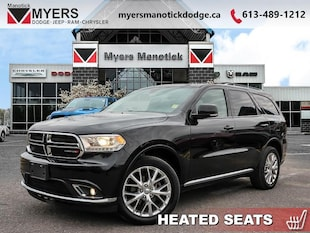 2016 Dodge Durango Limited - Leather Seats -  Bluetooth - $220 B/W SUV