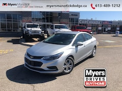 2018 Chevrolet Cruze LT - Bluetooth -  Heated Seats - $112 B/W Sedan