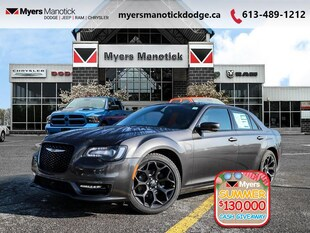 2019 Chrysler 300 - $222 B/W Sedan