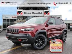 2020 Jeep Cherokee Trailhawk Elite - Trailhawk - $254 B/W SUV