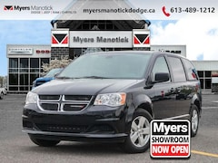 2019 Dodge Grand Caravan Canada Value Package - $173 B/W Van