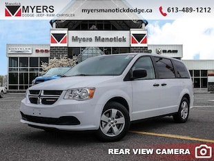 2019 Dodge Grand Caravan Canada Value Package - $172 B/W Van