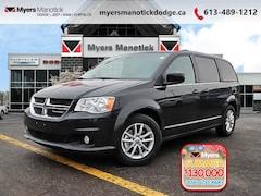2020 Dodge Grand Caravan Premium Plus - Leather Seats - $207 B/W Van