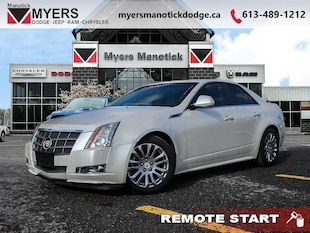 2011 Cadillac CTS Performance - Leather Seats - $128 B/W Sedan