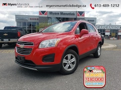 2016 Chevrolet Trax LT  AWD - Low Mileage - Accident Free - One Owner SUV