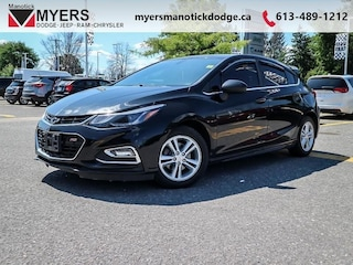 2017 Chevrolet Cruze LT - Heated Seats -  Touch Screen - $111 B/W Hatchback