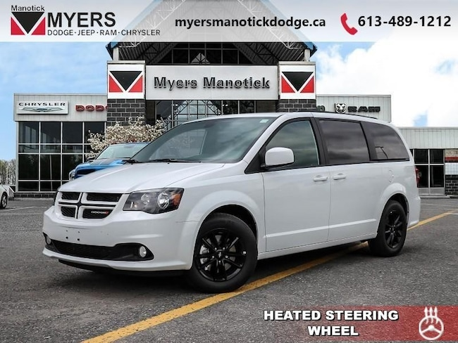 2019 Dodge Grand Caravan GT - Chrome Exterior - $225 B/W Van