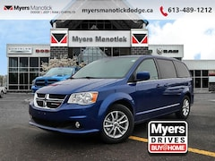 2020 Dodge Grand Caravan Premium Plus - Leather Seats - $284 B/W Van