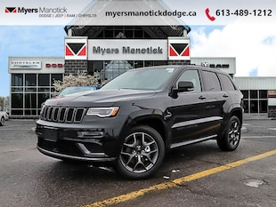 2020 Jeep Grand Cherokee Limited - Leather Seats - $314 B/W SUV