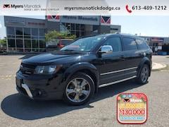 2017 Dodge Journey Crossroad  - Leather Seats 7 Passanger AWD - $153 SUV