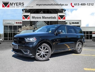 2018 Dodge Durango GT - Leather Seats -  Bluetooth - $251 B/W SUV