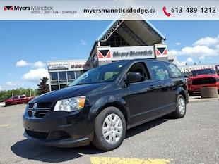 2019 Dodge Grand Caravan Canada Value Package - $118 B/W Van