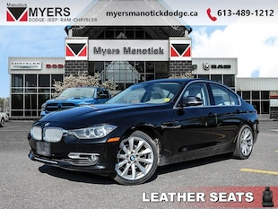 2013 BMW 3 Series 328I - Leather Seats -  Fog Lamps - $165 B/W Sedan