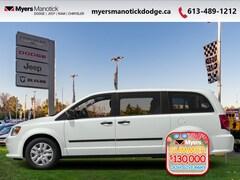 2020 Dodge Grand Caravan Premium Plus - $226 B/W Van