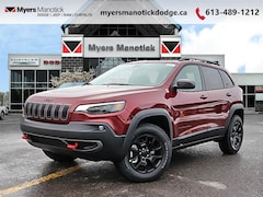 2020 Jeep Cherokee Trailhawk Elite - Trailhawk - $244 B/W SUV