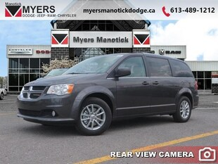 2019 Dodge Grand Caravan Canada Value Package - $174 B/W Van