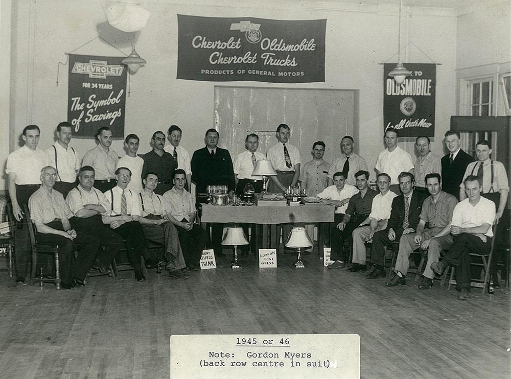 Dealership History | Myers Manotick Chrysler Dodge Jeep