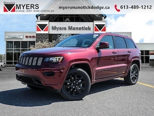 2019 Jeep Grand Cherokee Altitude - Navigation - $264 B/W SUV