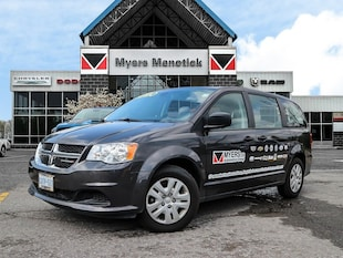2019 Dodge Grand Caravan Canada Value Package - $160 B/W Van